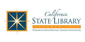 Logo of the California State Library